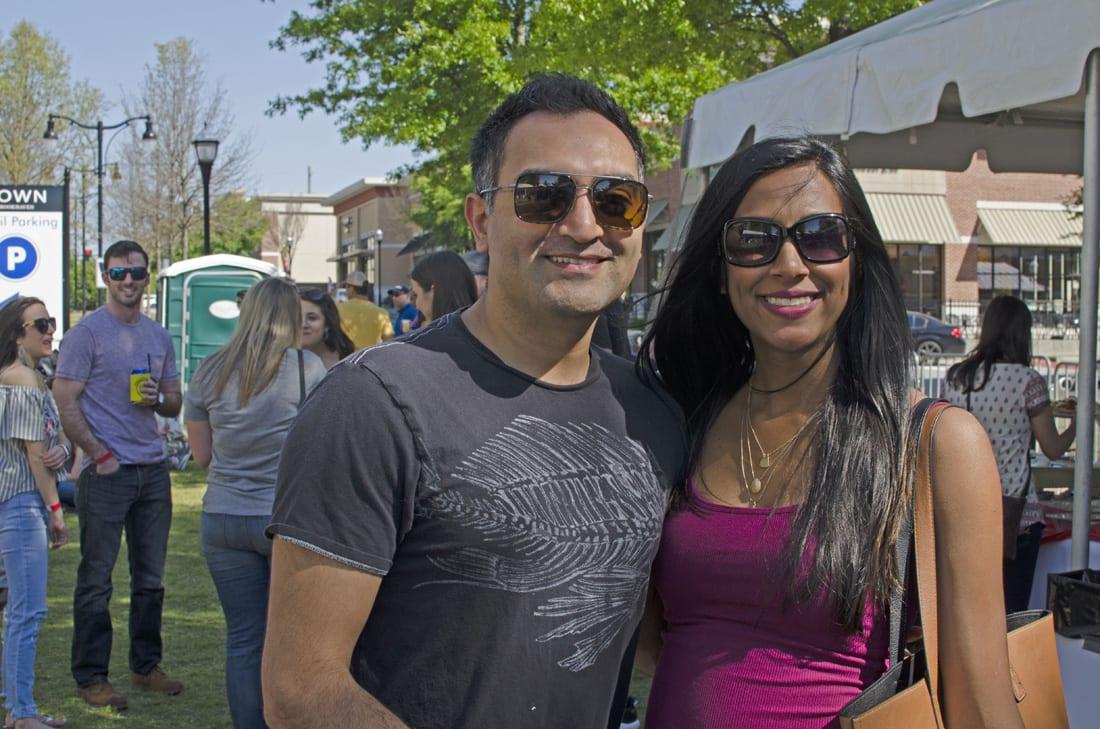 Amar & Jigna Patel