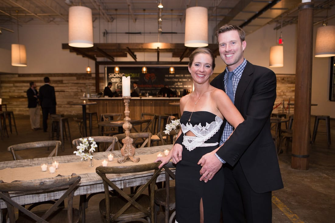 Patrick & Madelyn Gahan, founders of Enduring Hearts