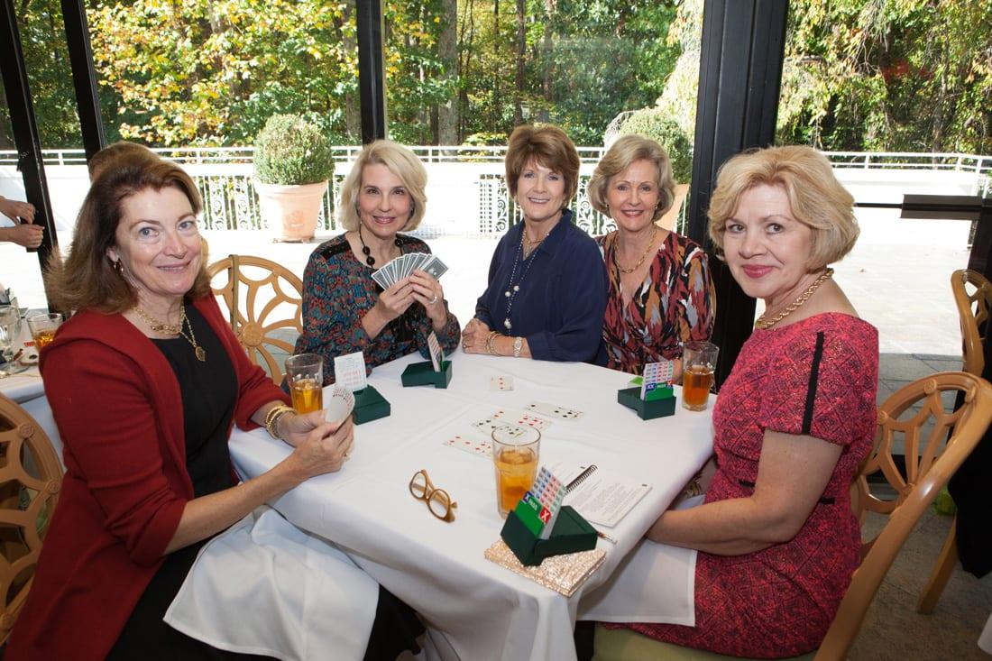 Denise Billings, Donna Flinn, Debbie Martin, MaryBeth Bryce, Candy McIntyre