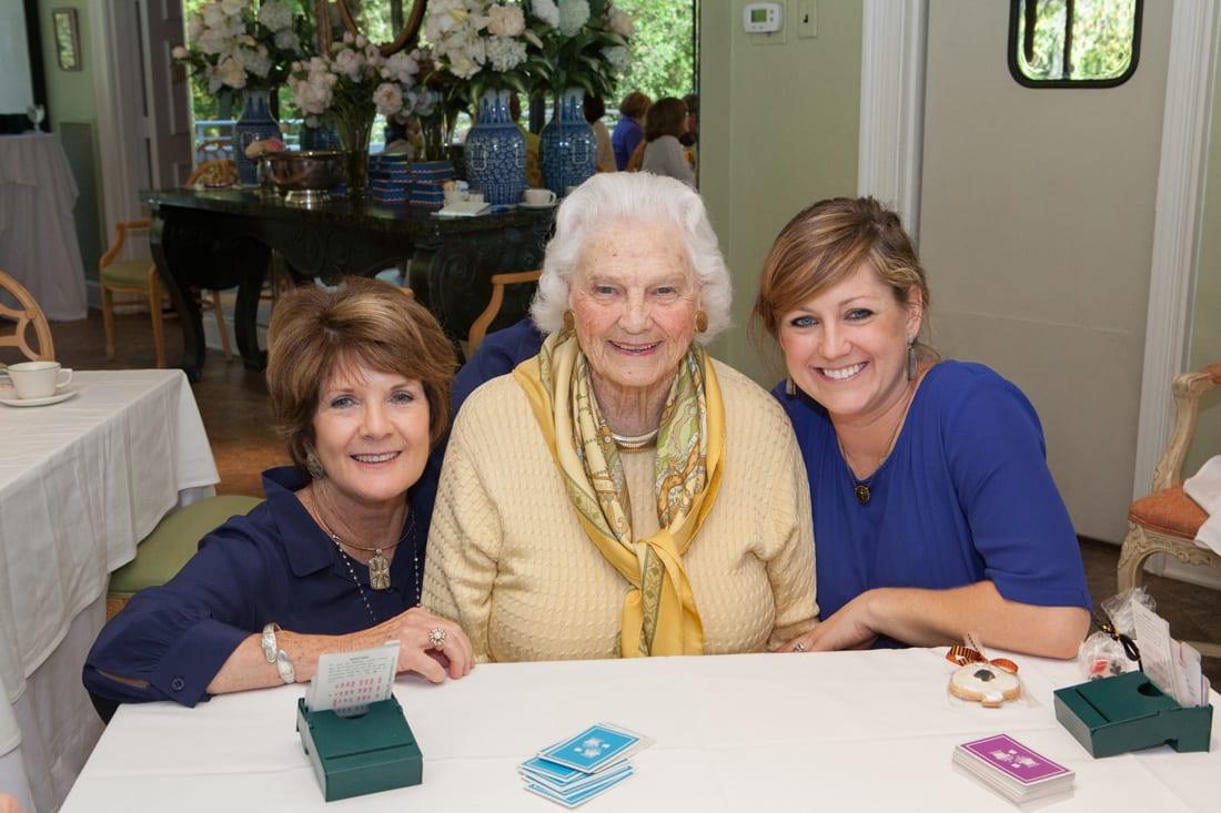 Debbie Martin, Joan Woodall, Tricia Washington