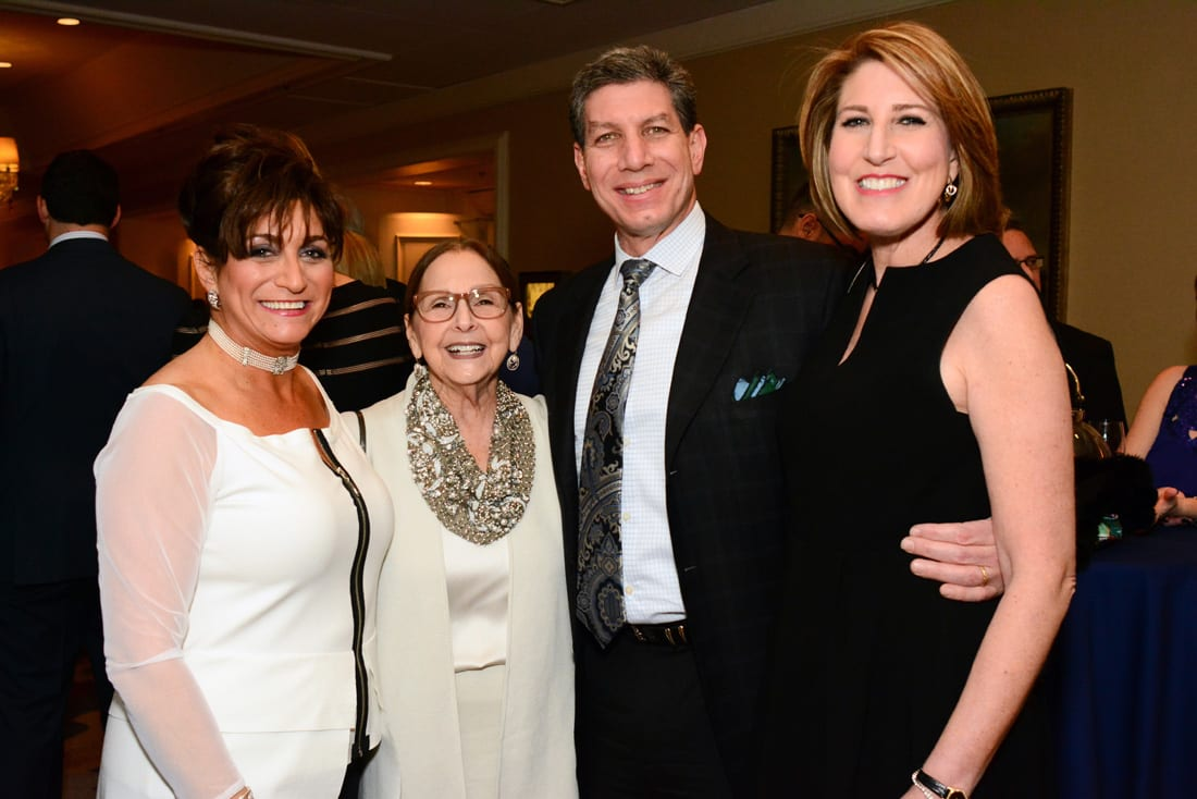 Amy Sue Maziar, Sherry Maziar, Steven Cadranel and Janet Cadranel