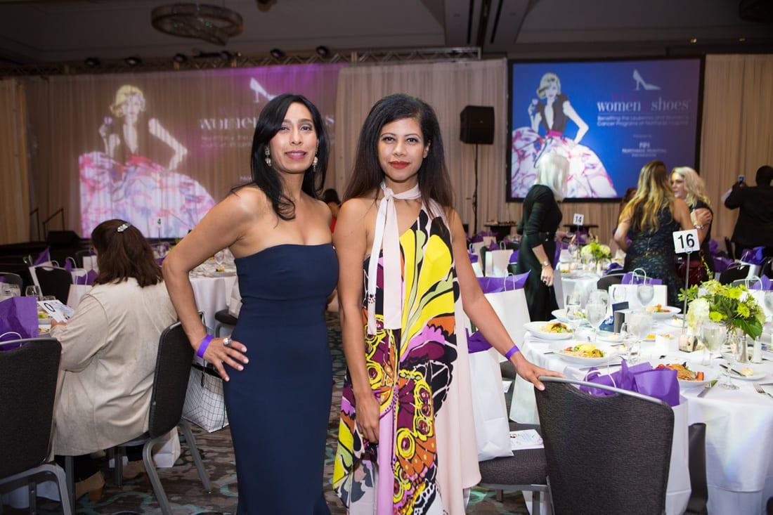 Sarah Qureshi, Suhela Chowdhury