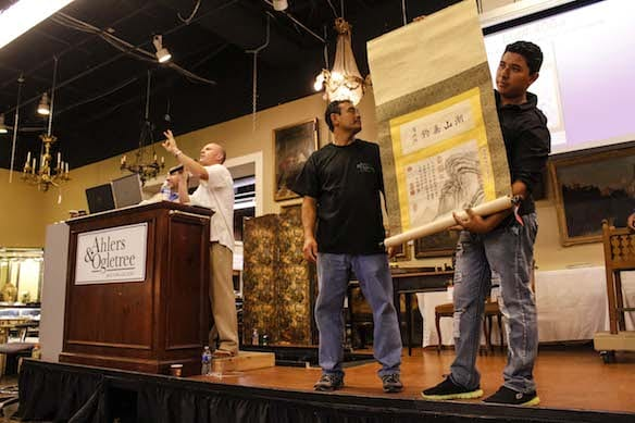 AHLERS and OGLETREE AUCTION GALLERY-3