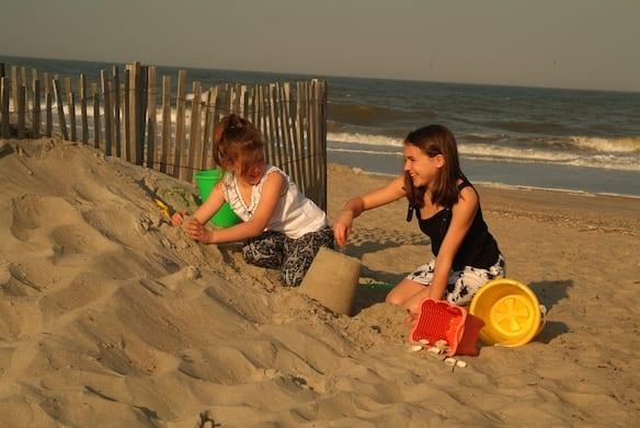 Tybee- Sand Buckets