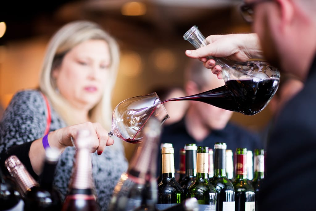 The wine enthusiast can visit Vino Venue for wine tastings, wine classes, cooking classes, food events, or to pick up a bottle of wine.