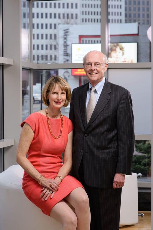 Margaret and Robert E. (Bob) Reiser