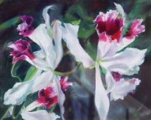 Dalia Genin - pastel