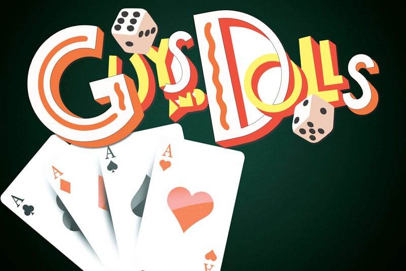 Act3 Productions releases their winter show lineup, which includes the classic Guys and Dolls.