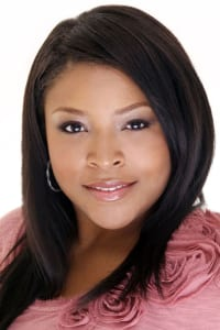 Tisha Thompson Vice president of brand marketing for PÜR Cosmetics