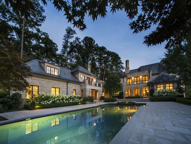Luxury Homes In Buckhead