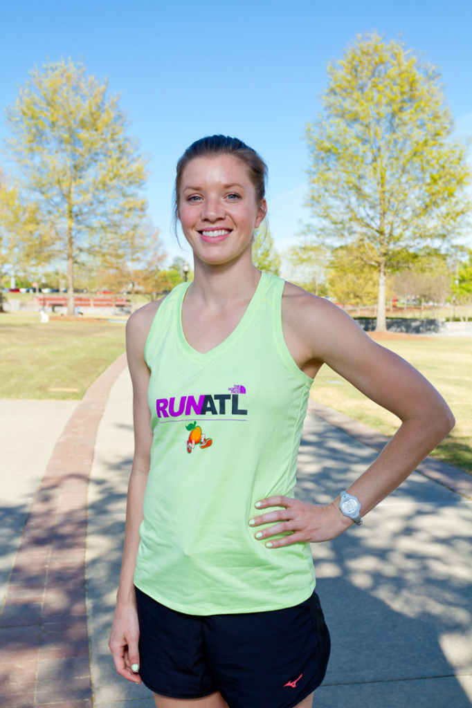 Big Peach_RUNATL Shirts