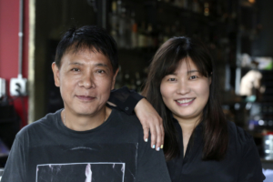 Owners George Muh and Mali Hu opened One Sushi Plus in late 2012.