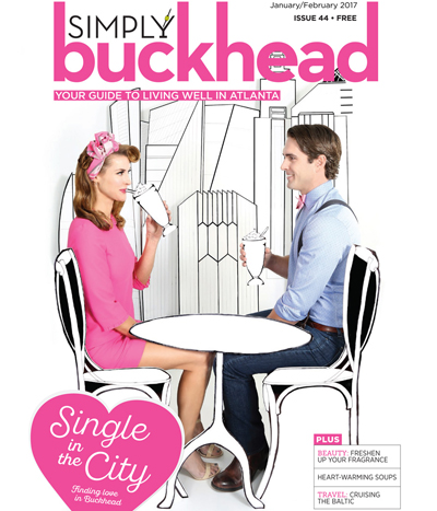 Simply Buckhead Cover Story