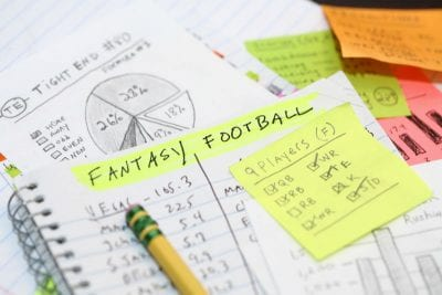 What Fantasy Football Can Teach You About  Diversification (or Your Financial Plan)