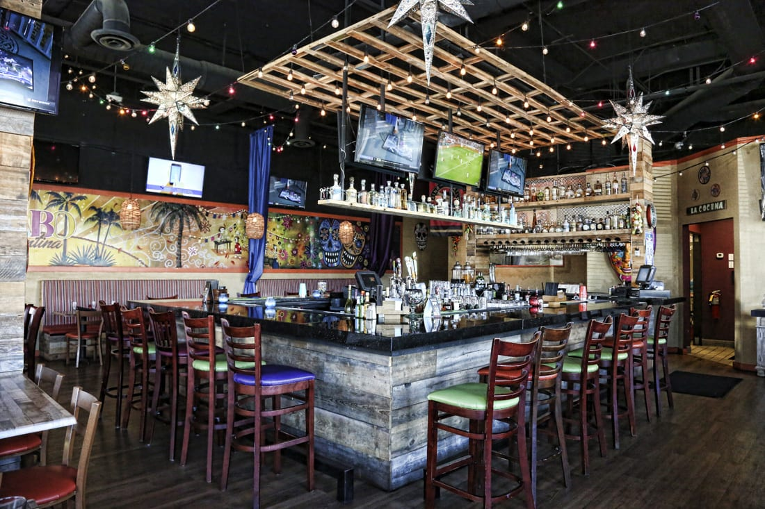 Bar none: The liveliest spot in town for a hangover-free margarita, Cabo Cantina stocks 35 different pure-agave tequilas
