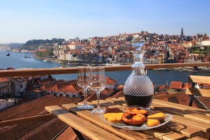 Porto, Portugal, is an ideal destination for wine lovers.