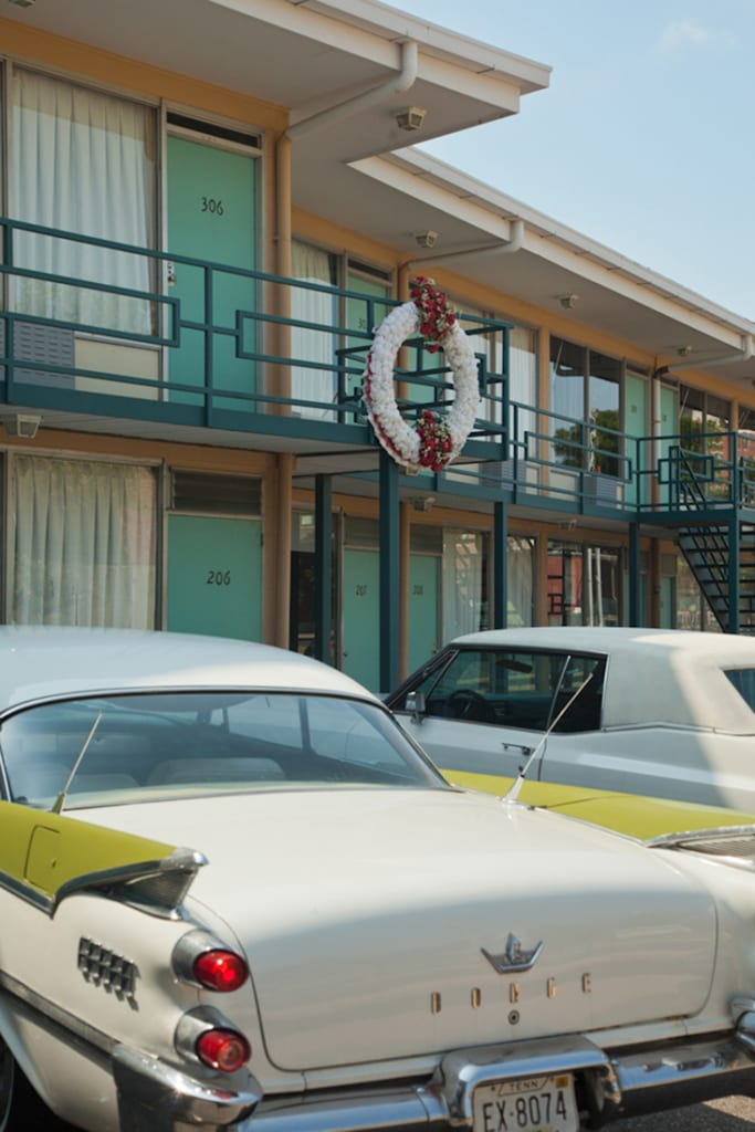 Stops along the U.S. Civil Rights Trail include the Lorraine Motel in Memphis - Courtesy of the National Civil Rights Museum