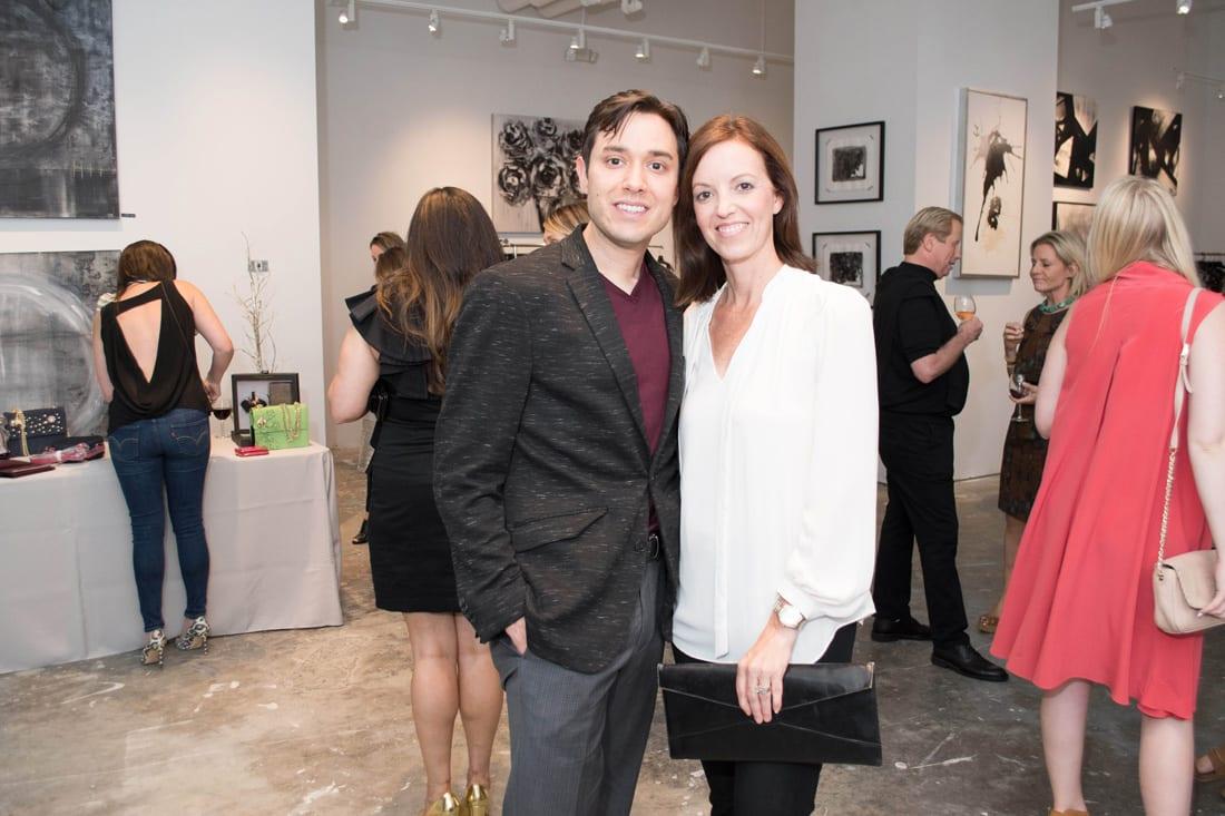 Jackson Keenan & Megan freeman