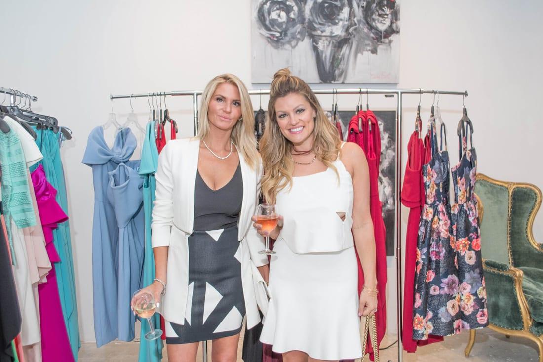 Brittany Padgett  & Kellie Hannon