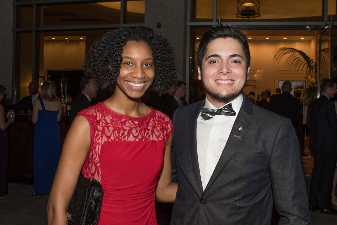 4. Amira Davis & Ivan Rodriguez - Atlanta Braves