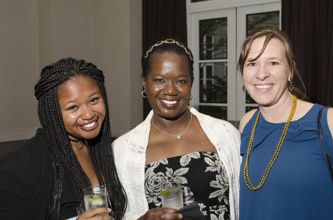 Fm Left: Alisha Simmons, Hanna Simmons, Kimi Cottmeyer