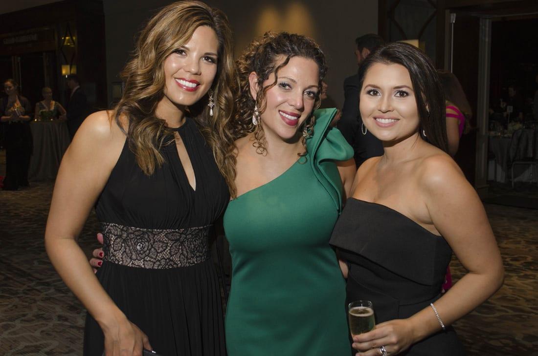 Fm Left: Michelle Cooper, Liliana McGaughey, Kristin Cooper