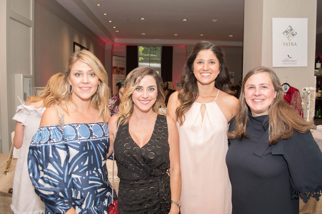 Brittany Mirani, Mary Kathryn Winsett, Pam Wells, Emile Howard