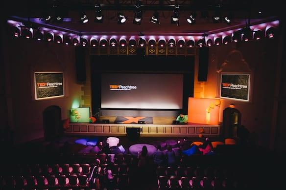 A Buckhead Version Of Ted Talks