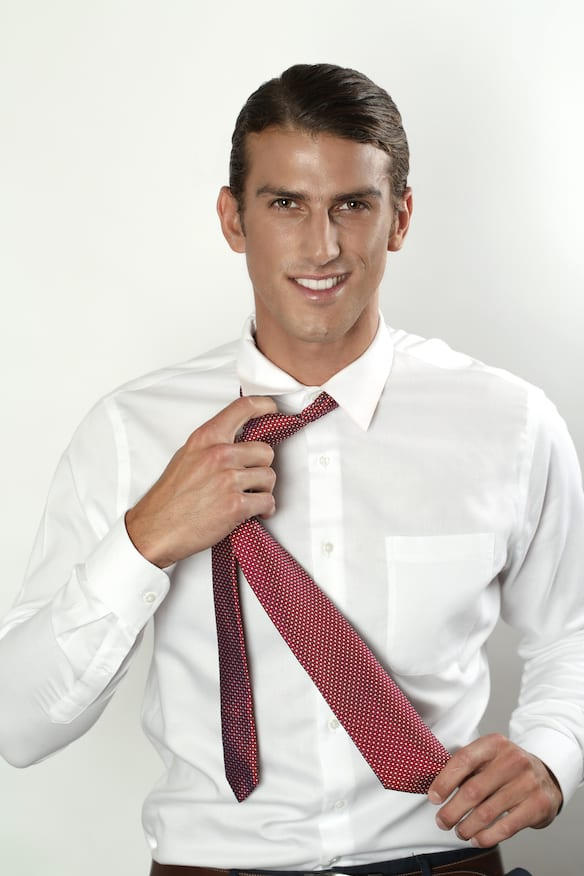 Simply Stylish Accessorize-Tie Crazy-Crimson Tide