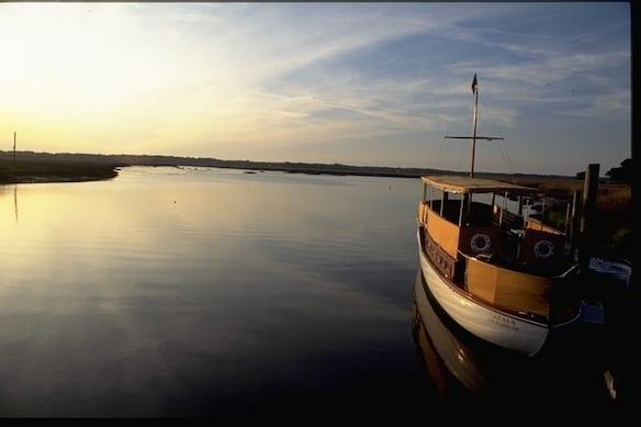 Coast - boat