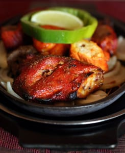At Panahar, tandoori lovers can indulge in platters of chicken, lamb, kebabs, shrimp and chicken tikka.