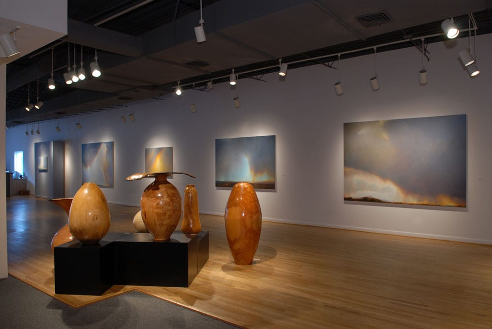 Painter and gallery owner Alan Avery brings an artist's eye to the contemporary works he represents from international talent.