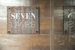 Seven Lamps Interior 2