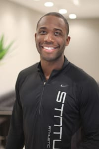 Status Athletic Club Founder Joey Dillon