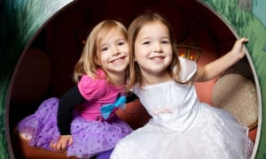 Children relive their favorite fairy tales at the Children's Museum of Atlanta. Photo: Jeff Roffman Photography