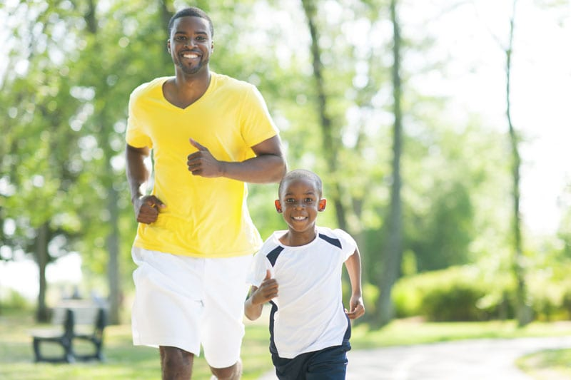 Honor thy father, and work up a good sweat, during the first annual Father's Day Superdad 5K.