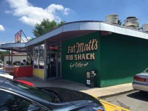 FAT MATT'S RIB SHACK