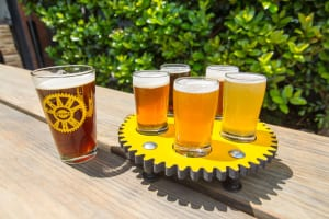 Crank Arm Brewing Company is Raleigh's ultimate bike-friendly brewery.