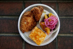 Nobody does elevated traditional soul food better than Beasley's Chicken + Honey.