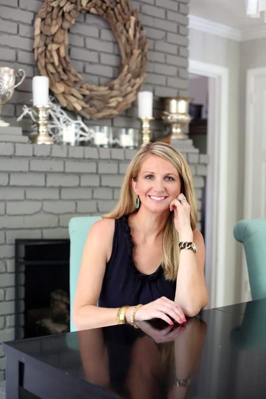 A blogger, stay-at-home mom and DIY decorator extraordinaire, Heather Metzler is always thinking about the next project.