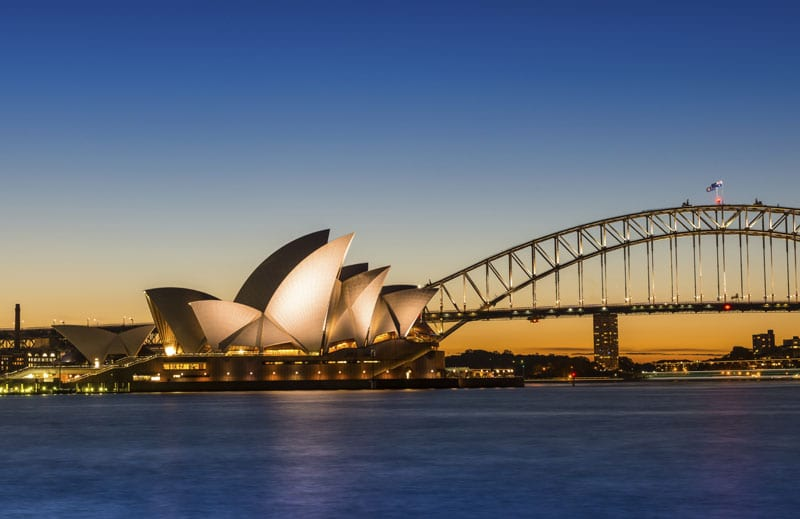 One of the biggest cities in Australia, Sydney offers beautiful beaches, eclectic shopping and top-notch culture. What more could you ask for?