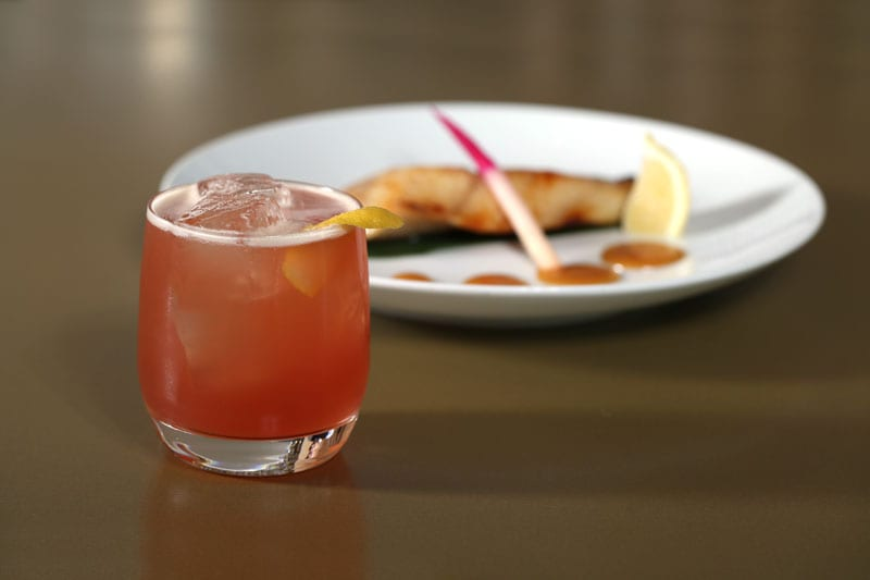 Our writer named Umi's Sabor Del Amor Buckhead's best drink, and also raved about the black cod.