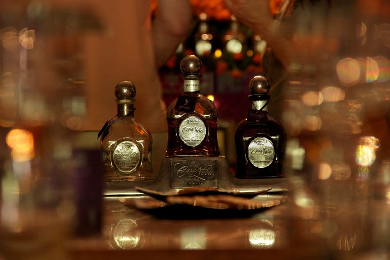 Casa Noble is known for its exceptionally smooth tequilas: silver, Reposado and Anejo.