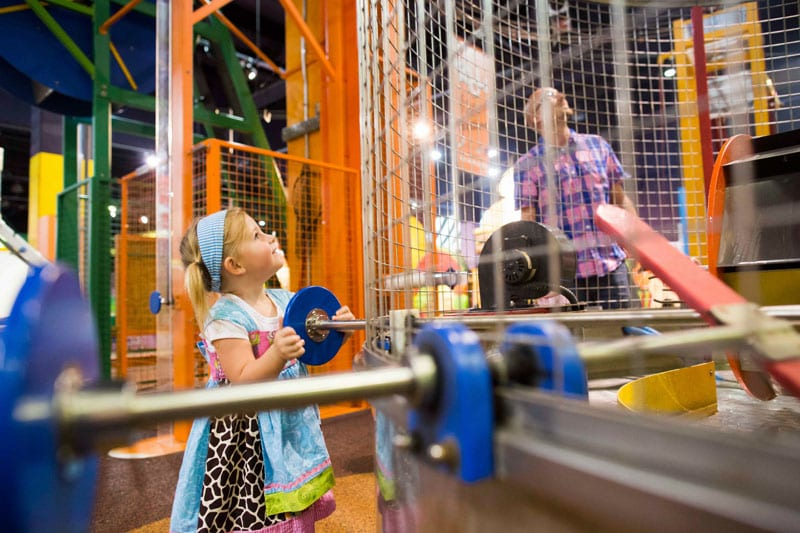 A world of wonder awaits both young and old when the newly expanded Children's Museum of Atlanta reopens Dec. 12.