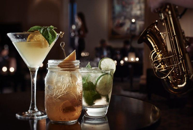 Mandarin Oriental Cocktails-CREDIT George Apostolidis