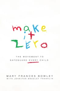 MAKE IT ZERO is available through wellspringliving.org, makeitzero.net, Amazon, Barnes & Noble and Moody Publishers.