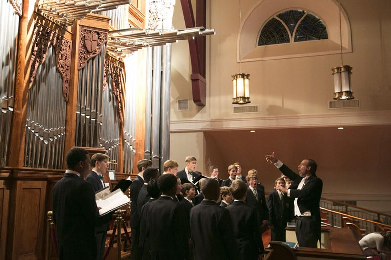 Celebrate music and tradition with the Seventh Annual Georgia Boy Choir Festival and Grand Finale Concert.