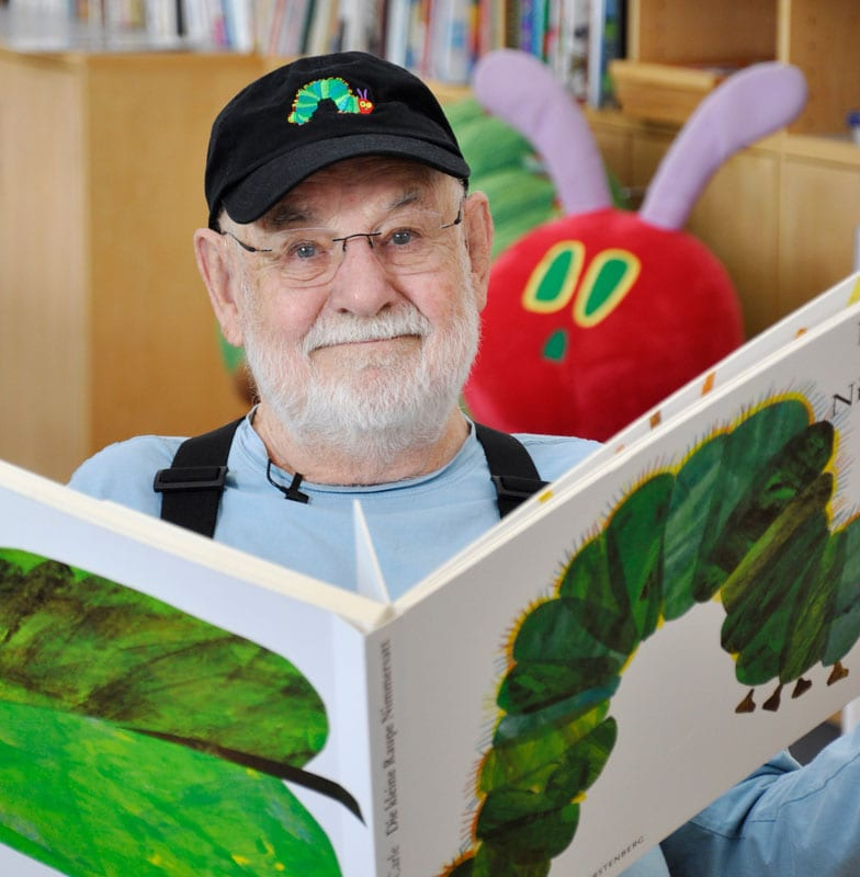 More than 80 of the collages that endeared us to the works of author/illustrator Eric Carle will hang on the walls of the High Museum of Art in a new exhibit.