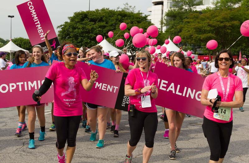 Race for the Cure is expected to draw more than 8,000 people and raise more than $1.1 million for education and research.
