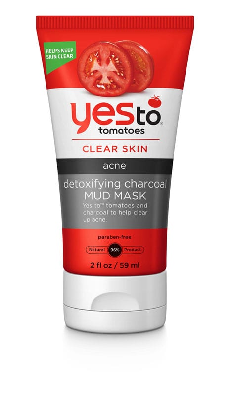 Yes to Tomatoes' Detoxifying Charcoal Mud Musk ($15.99)